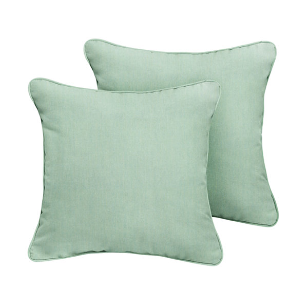 Jcpenney Outdoor Throw Pillows : 2-pc. Dylan Sunbrella Corded Indoor/Outdoor Accent Pillows - JCPenney