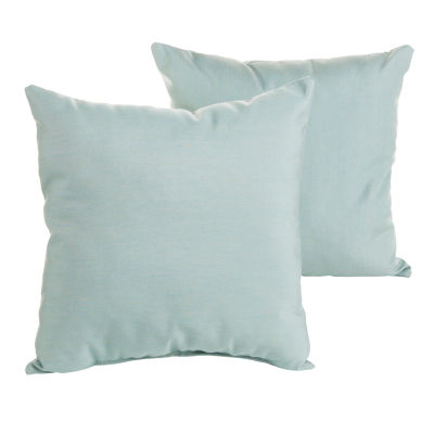 2-pc. Dylan Sunbrella Knife Edge Indoor/Outdoor Accent Pillows