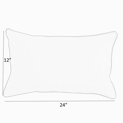 2-pc. Gwyneth Sunbrella Corded Indoor/Outdoor Accent Pillows