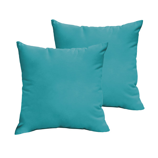 Jcpenney Outdoor Throw Pillows : 2-pc. Gwyneth Sunbrella Knife Edge Indoor/Outdoor Accent Pillows - JCPenney