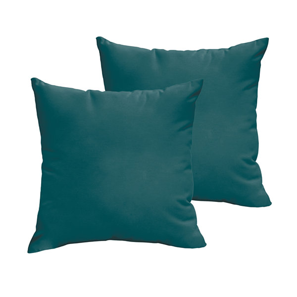 2-pc. Gwyneth Sunbrella Knife Edge Indoor/Outdoor Accent Pillows