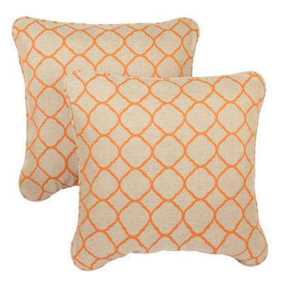2-pc. Sterling Sunbrella Corded Indoor/Outdoor Accent Pillows