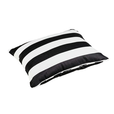 Cabana Sunbrella Corded Indoor/Outdoor Floor Pillow