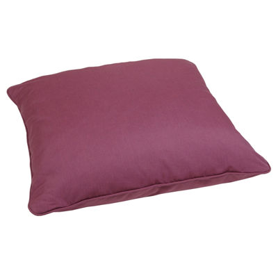 Gwyneth Sunbrella Corded Indoor/Outdoor Floor Pillow