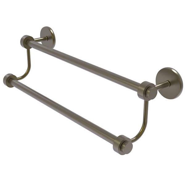 Allied Brass Prestige Regal Collection 36 Inch Towel Bar With Integrated Hooks