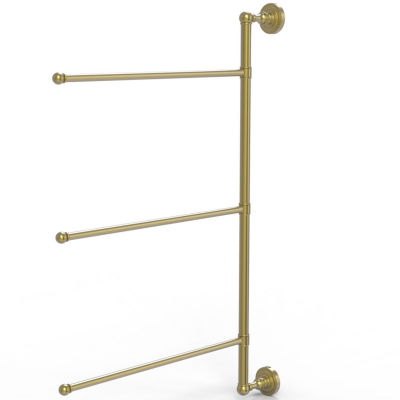 Dottingham Collection 3 Swing Arm Vertical 28 InchTowel Bar