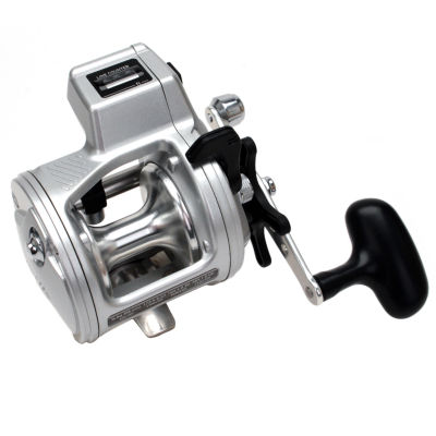 Daiwa Accudepth Plus-B Line Counter Reel - W/Counter Balanced Handle