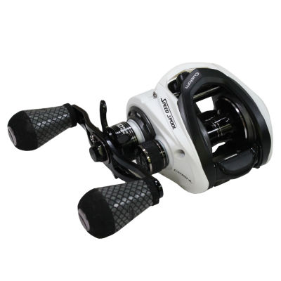 Lews Fishing Custom Speed Spool Msb Casting Reel 8.3:1 Gear Ratio- 10 Bearings- 14 Lb Max Drag- Left Hand
