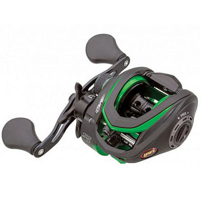 Lews Fishing Mach Speed Spool Mcs Casting Reel 7.5:1 Gear Ratio- 11 Bearings- 10 Lb Max Drag- RightHand