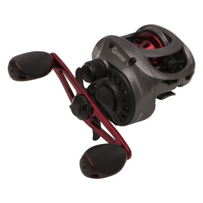 Zebco / Quantum Pulse Series Baitcast Reel Right Hand- Clam Package