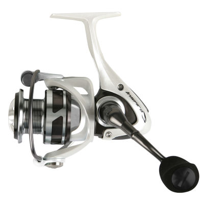 "Okuma Inspira Spinning Reel 5.0:1 Gear Ratio- 8Bb+ 1Rb- 13 Lb Max Drag- 24.20"" Line Retrieve- White"""