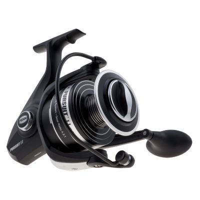 "Penn Pursuit Ii Spinning Reel Reel 8000- 4.3:1 Gear Ratio- 31"" Retrieve Rate- 25 Lb Max Drag- Ambidextrous- Clam"