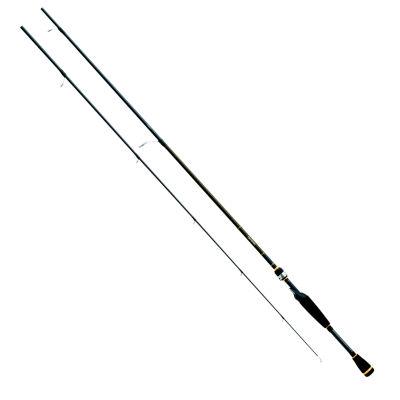 "Daiwa Aird-X Braiding-X Spinning Rod - 6' 6"" Length - 2 Piece Rod - Medium Power - Fast Action"