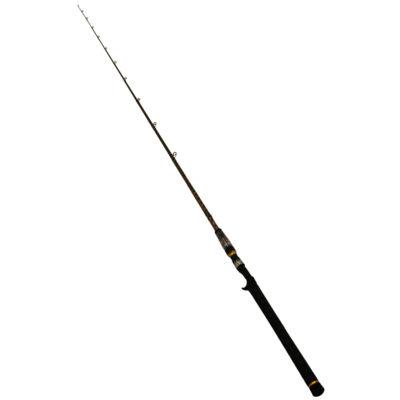 "Berkley Buzz Ramsey Air Series Trolling Rod 7'9"" Length- 1 Piece Rod- 15-50 Lb Line Rate- 1-6 Oz Lure Rate- Heavy Power"
