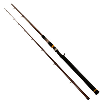 """Berkley Buzz Ramsey Air Series Trolling Rod 8'2"""" Length- 2 Peice Rod- 25-80 Lb Line Rate- 6-20 Oz Lure Rate- Extra Heavy Power"""