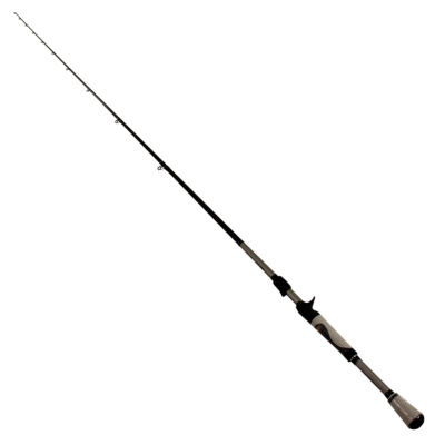 """Lews Fishing Custom Lite Speed Stick Casting Rods7'2""""- Magnum Grass - Heavy Power- Fast Action"""