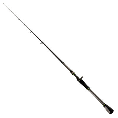 "Okuma Helios Traditional Sized Casting Rod 7' 6"" Length- 1 Piece Rod - Heavy Power - Moderate Fast Action"