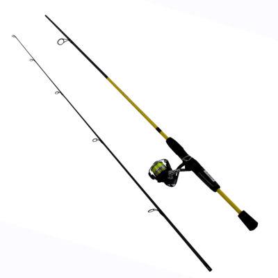 Lews Fishing Mc Slab Shaker Spinning Combo Ss7570-2