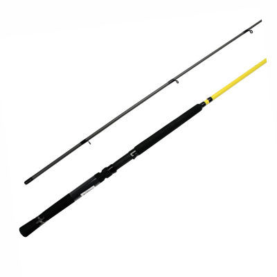 Lews Fishing Slab Daddy Crappie Jiggin Combo Mc11:1 Gear Ratio 10' Length 2 Piece Rod Light Power