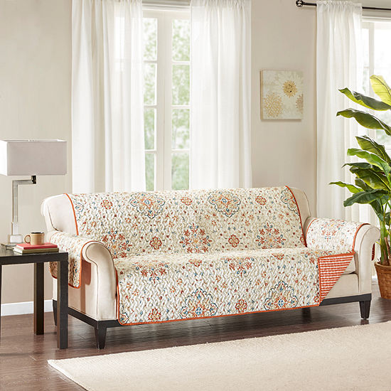Madison Park Maya Printed Sofa Protector