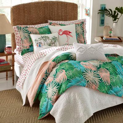 Nine Palms Breeze Duvet Cover Set