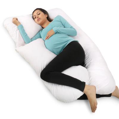 PharMeDoc Detachable U-Shaped Maternity Pillow