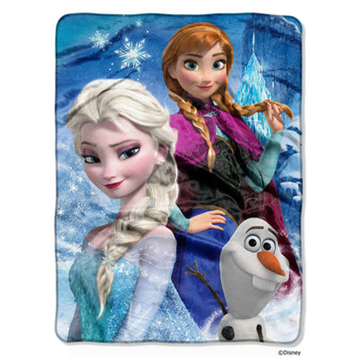 Disney's Frozen Castle Throw