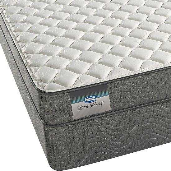 Beautysleep Abner Clay Firm Tight Top Memory Foam Mattress Box