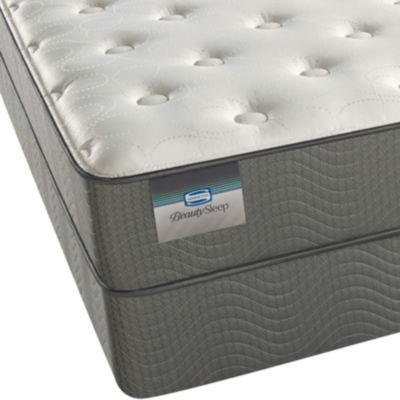 BeautySleep® Alive Cushion Firm Tight-Top Memory Foam Mattress + Box Spring