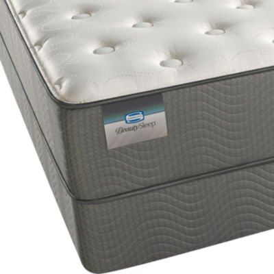 BeautySleep® Amelia Island Plush Tight-Top - Mattress + Box Spring