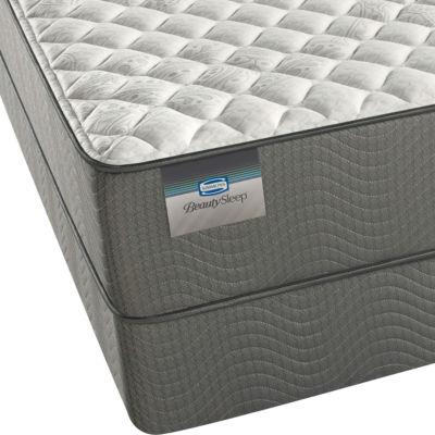 BeautySleep® Alexander Hills Firm Tight-Top - Mattress + Box Spring