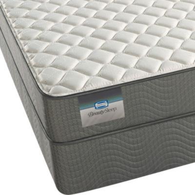 BeautySleep® Adrian Firm Tight-Top Memory Foam Mattress + Box Spring