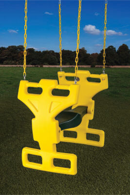 Creative Cedar Designs Glider Swing (Two Seat)