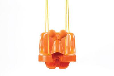 Creative Cedar Designs Snail Baby & Toddler Swing