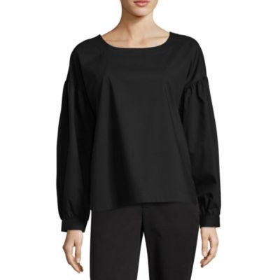 Worthington Modern Fit Long Sleeve Shirt