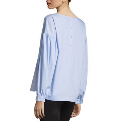 Worthington Modern Fit Long Sleeve Shirt