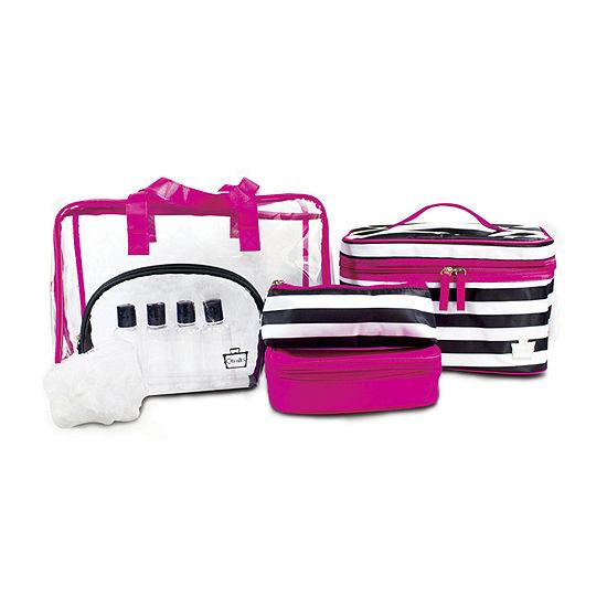 Caboodles Bag Set 10-pc. Storage Bin