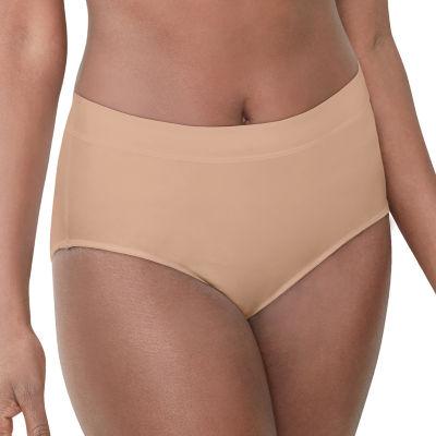 Bali Comfort Incredibly Soft Knit Brief Panty Dfsbf1