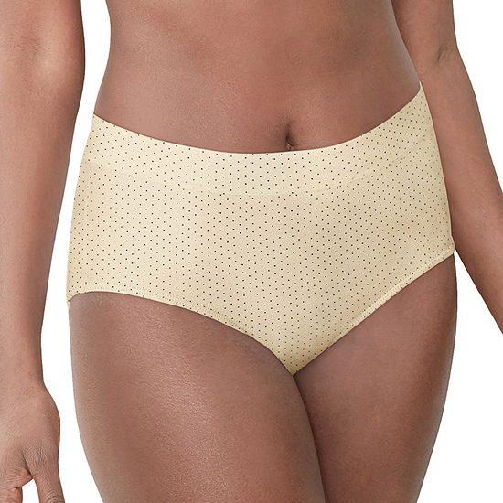 Bali Comfort Incredibly Soft Knit Brief Panty Dfsbf1
