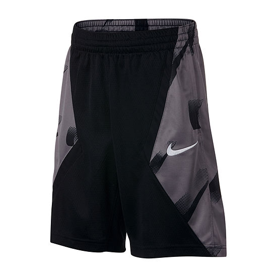 Nike Boys Elastic Waist Basketball Short - Big Kid