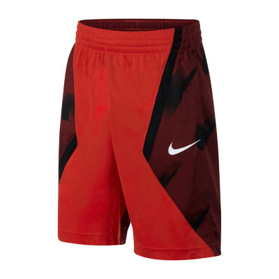 Nike Boys Elastic Waist Basketball Short - Big Kid