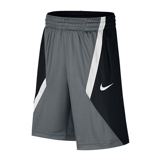 Nike Boys Drawstring Waist Basketball Short - Big Kid