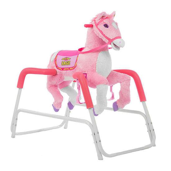 Rockin Rider Sage Spring Horse