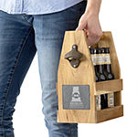 Cathy's Concepts Personalized Groomsmen Beer Carrier
