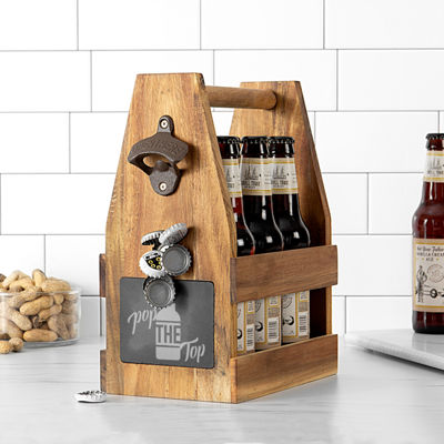 Cathy's Concepts 'Pop the Top' Beer Carrier