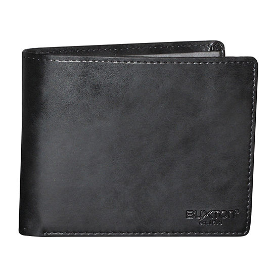 Buxton® RFID Credit Card Billfold