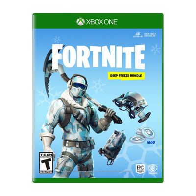 XBox One Fortnite: Deep Freeze Bundle Video Game