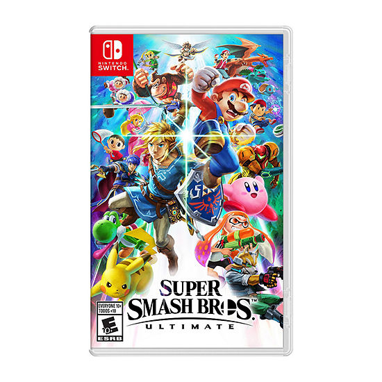 Nintendo Switch Super Smash Bros. Ultimate Video Game