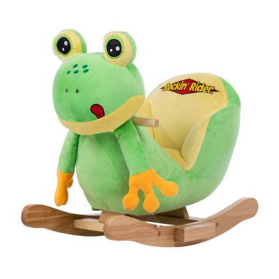 Rockin' Rider Freddie The Frog Baby Rocker