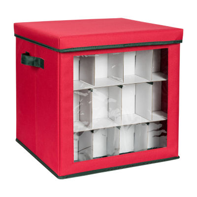 Honey-Can-Do 48-Count Ornament Storage Containerr
